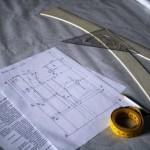 Nunofeltro: il modello in carta