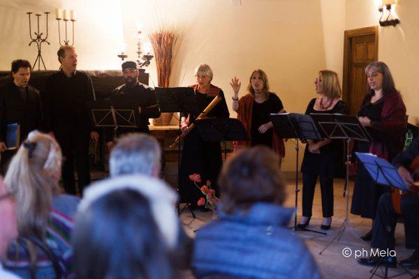 Feltrosa 2017 - concerto Ansemble Ottavia Giusta - foto Silvia Mela D'Orazi