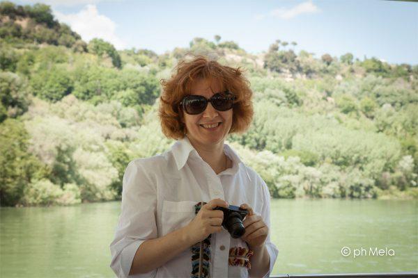 Gita in battello sul Tevere - Feltrosa 2017 - foto Silvia Mela D'Orazi