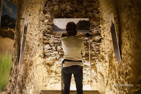 Mostra dei lavori di Daniel V Kevorkian - foto Silvia Mela D'Orazi