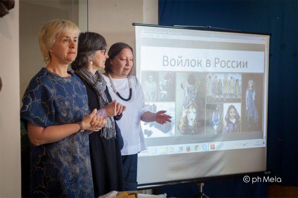 Russian corner - Feltrosa 2017 - foto Silvia Mela D'Orazi